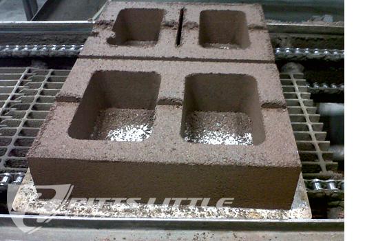 Custom High Density Concrete Blocks